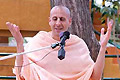 Radhanath Swami on Conflicts of this World