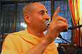 Radhanath Swami on who is higher and lower